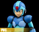 PV6660  Mega Man X (PVC)
