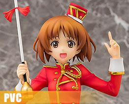 PV7606 1/8 Miho Nishizumi Marching Band style (PVC)