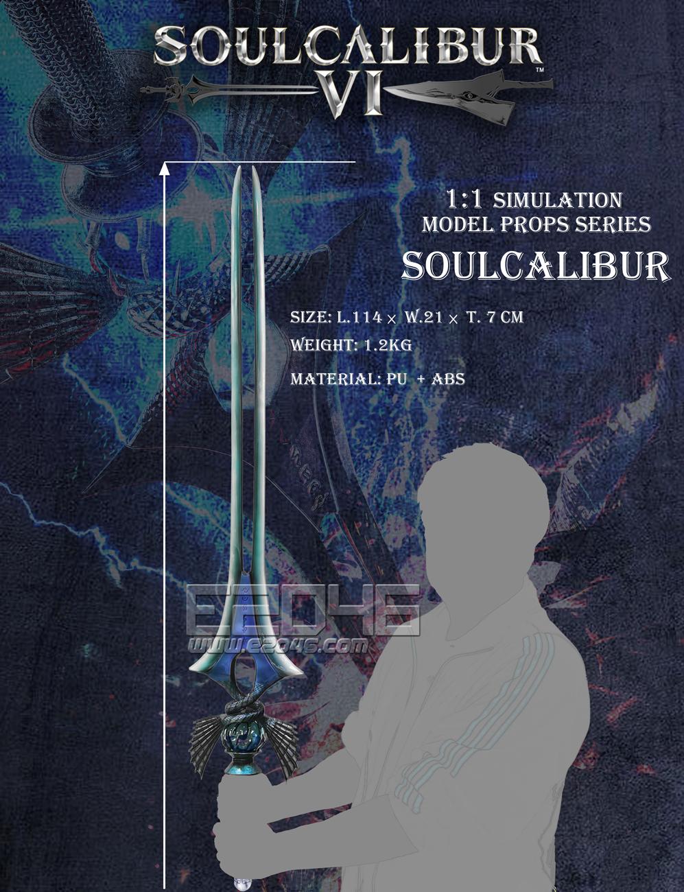Soul Calibur (PVC)