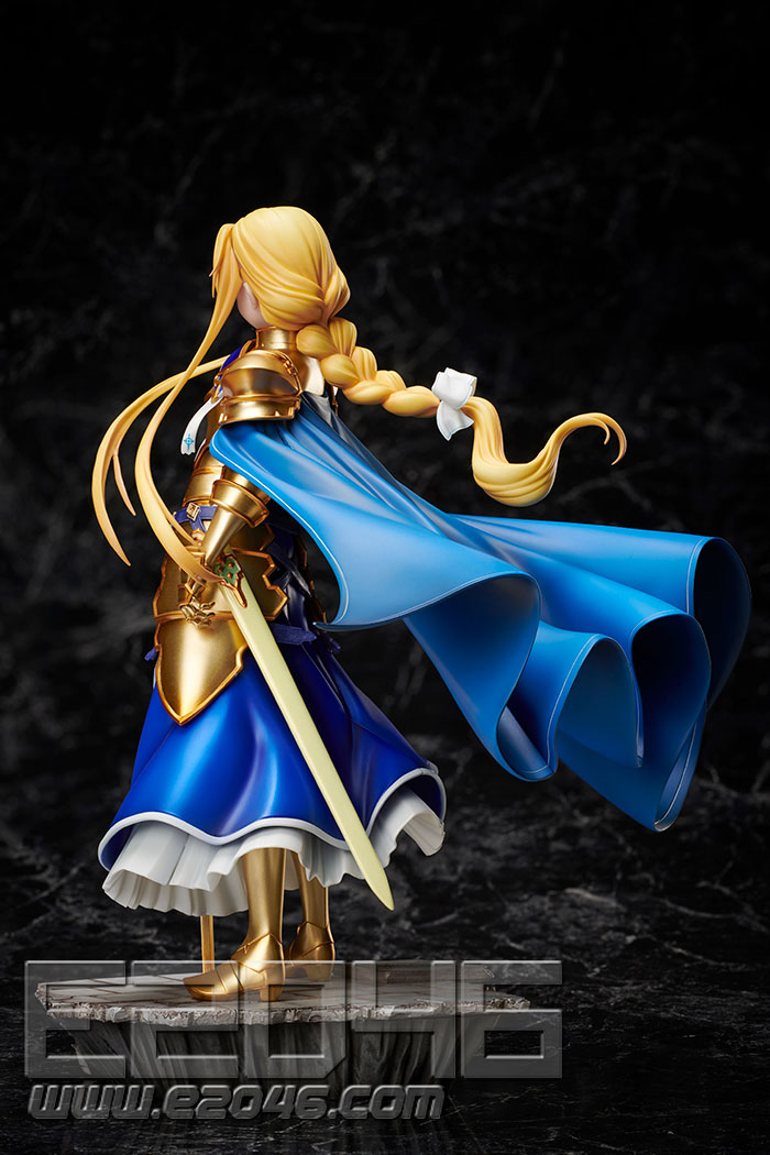 Osmanthus Sword Alice (PVC)