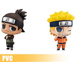 PV9850  Umino Iruka & Uzumaki Naruto Set (PVC)