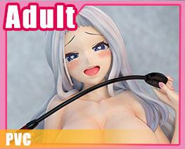PV12029 1/4 Chubby Girl F Pursuit Eye Version (PVC)