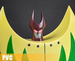PV10475  Saucer Beast Gisugisu (PVC)