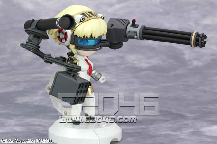Aegis Heavy Weapon Version (PVC)