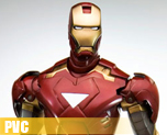 PV1536 1/6 Movie Fine Art Statue Iron Man Mark IV (PVC)