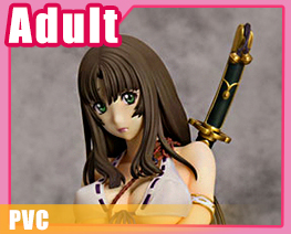 PV9656 1/6 Warrior Priestess Tomoe 2P Version (PVC)