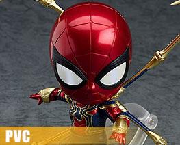 PV8443  Nendoroid Spiderman Infinity Verison (PVC)