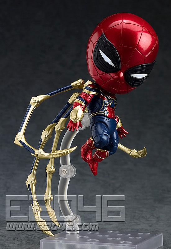 Nendoroid Spiderman Infinity Verison (PVC)