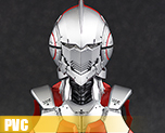 PV6518  Ultraman Bust Up Figure (PVC)