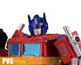 PV9857  ER-02 Optimus Prime with Trailer (PVC)