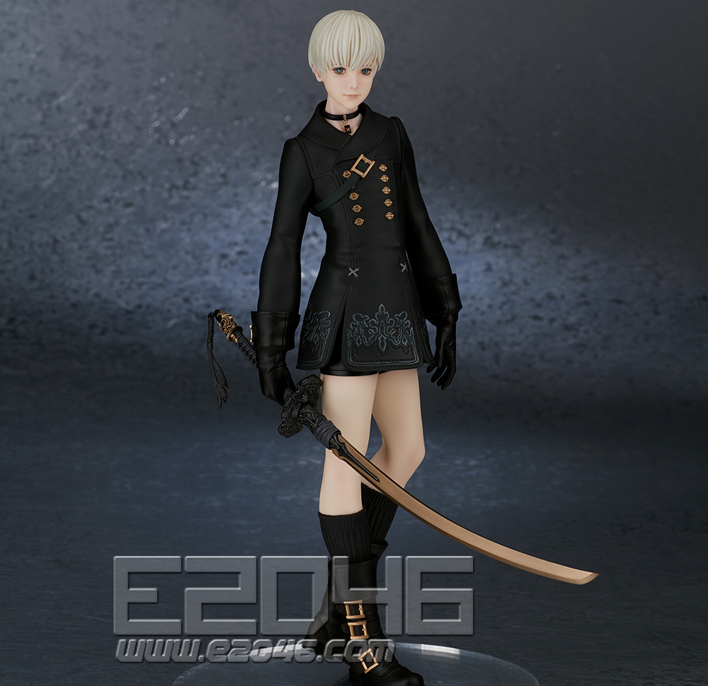 9S DX Version (PVC)