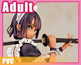 PV9558 1/6 Sword Maid (PVC)
