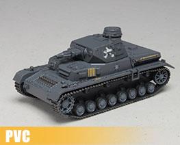 PV9106 1/72 IV Tank Ausf. D (PVC)