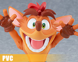 PV11393  Nendoroid Crash Bandicoot (PVC)