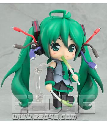 Nendoroid 初音 (PVC)