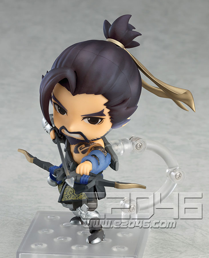 Nendoroid 半藏經典服版 (PVC)
