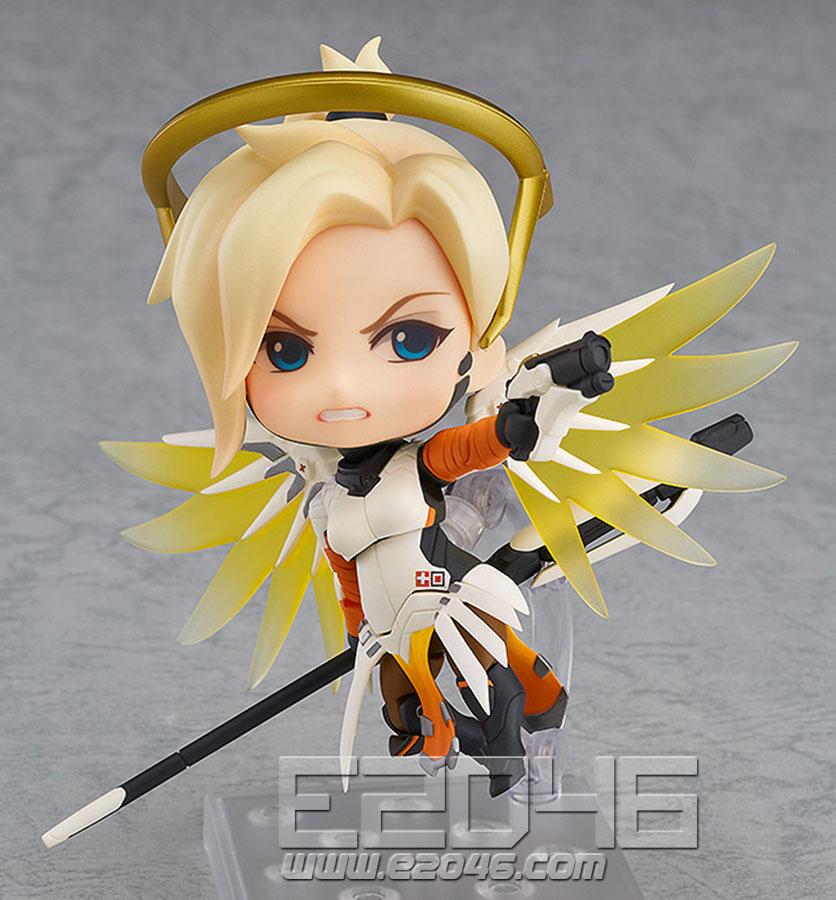 Nendoroid Mercy Classic Skin Edition (PVC)