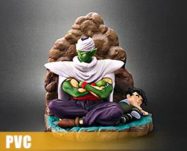 PV10743  Allies Piccolo & Son Gohan Special Color Version (PVC)