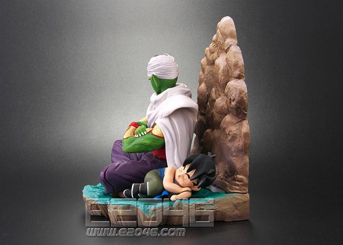 Allies Piccolo & Son Gohan Special Color Version (PVC)