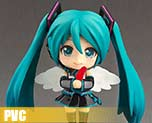 PV6265 SD Nendoroidatsune Miku Red Feather Community Chest Movement 70th Anniversary Commemoration Co-de (PVC)