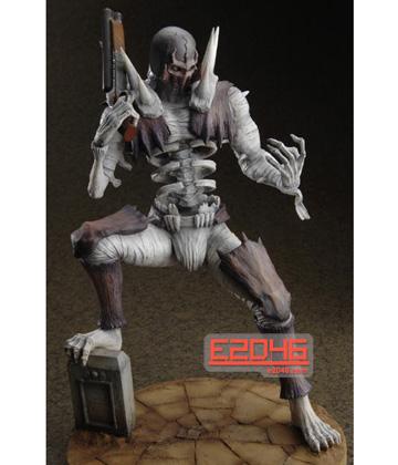 Death Skull Jagi Soushi Hirose Ver. (PVC)