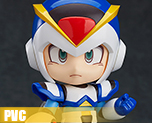 PV6601 SD Nendoroid  洛克人 X 全武裝 (PVC)
