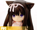 PV4739 SD Small Cat and Chair Nomal Edition (PVC)