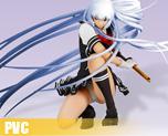 PV0869 1/7 Chouun Shiryu Sword Dance Black Ver. (PVC)