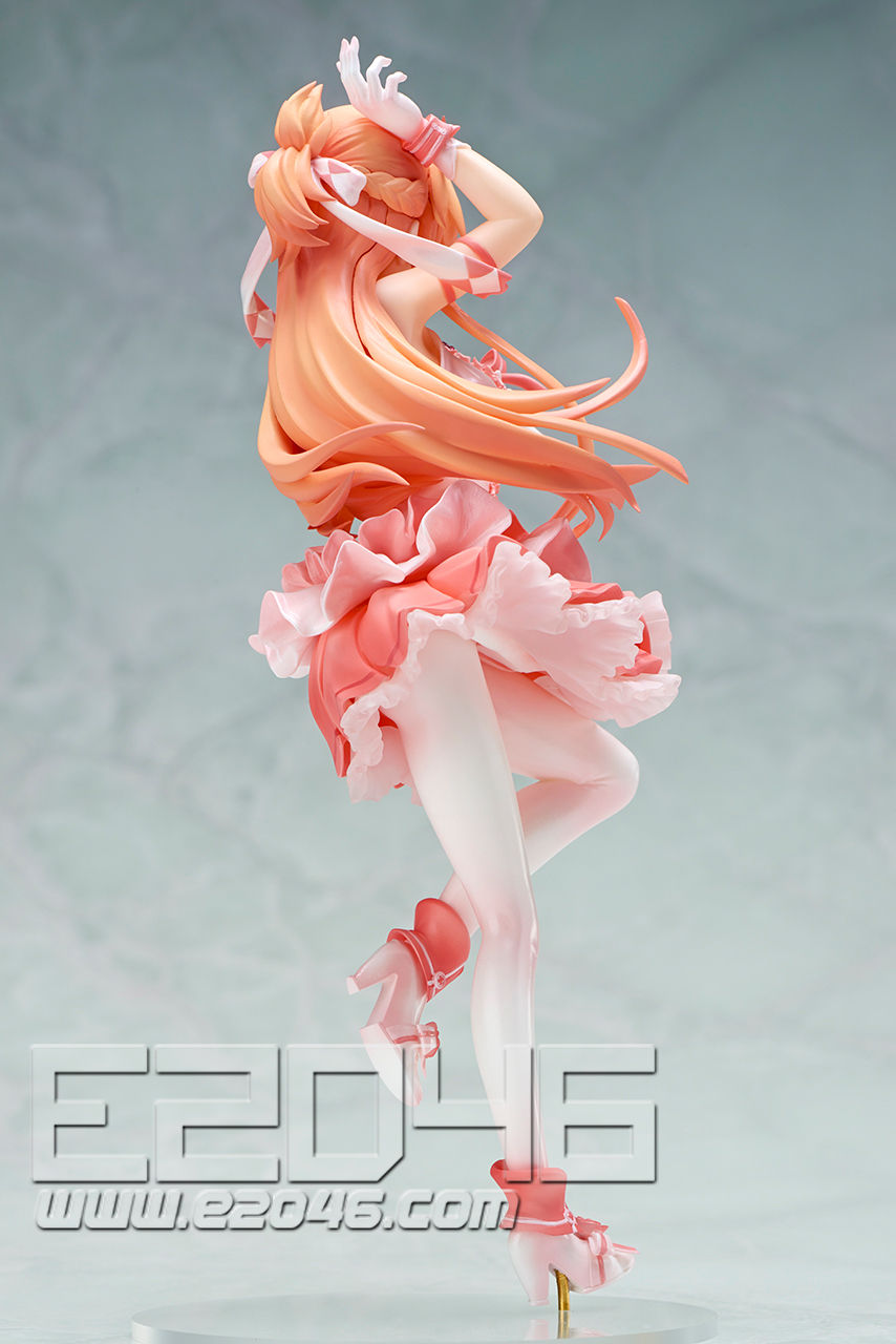 Asuna Aincrad Idol Version (PVC)
