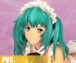 PV2255 1/7 Ryofu Hosen Maid Tan Ver. (PVC)