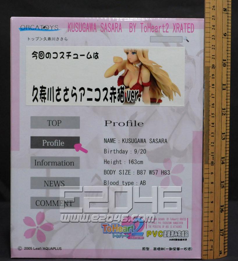 Kusugawa Sasara Animal Costume Red Cat Version (PVC)