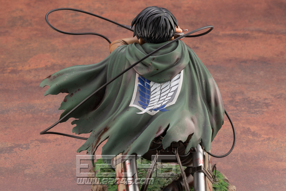 Levi Fortitude Version (PVC)