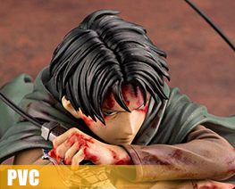 PV10160 1/7 Levi Fortitude Version (PVC)