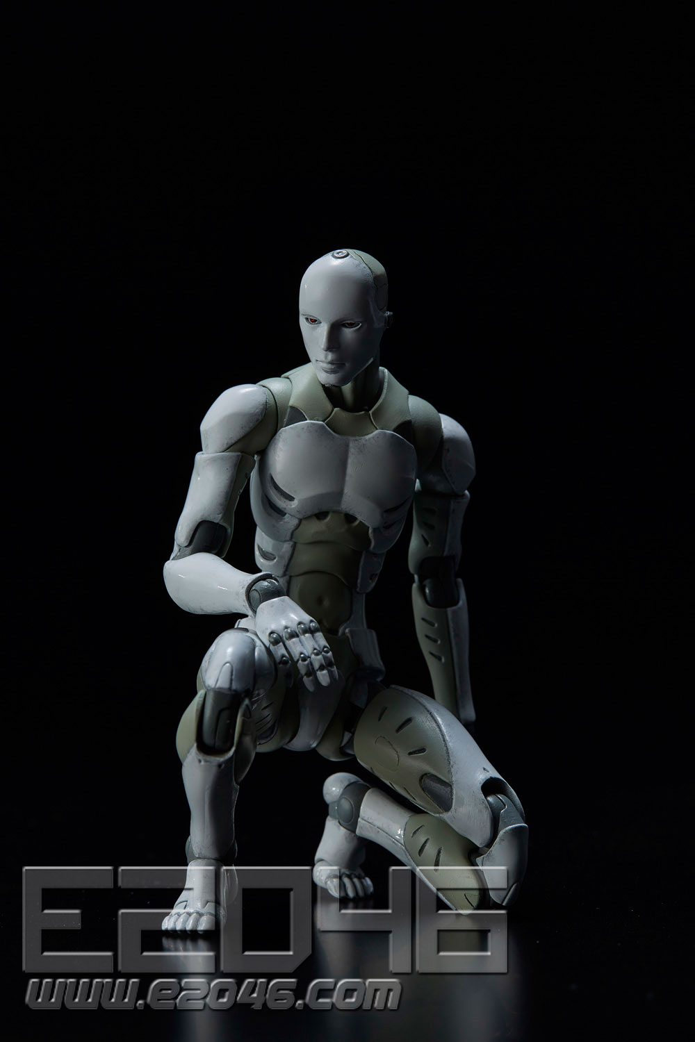 TOA Heavy Industries 4th Production Synthetic Human (PVC)