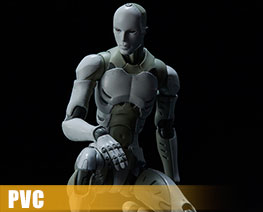 PV9262 1/12 TOA Heavy Industries 4th Production Synthetic Human (PVC)