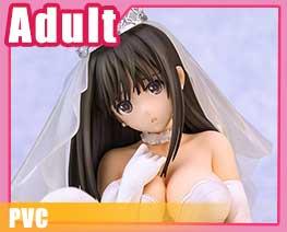PV7356 1/6 Ai Saeki Wedding Version (PVC)