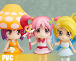 PV2809  Triple Pack gdgd Fairies (PVC)