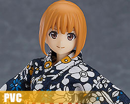 PV10309  Figma Female Body with Yukata Outfit (PVC)