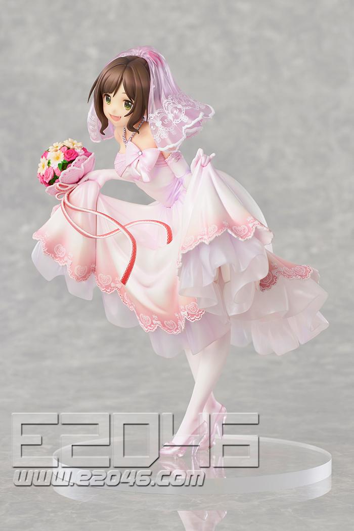 Maekawa Miku Dreaming Bride Limited Version (PVC)