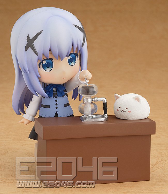 Nendoroid Chino (PVC)