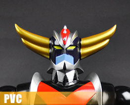 PV9802  Grendizer Character Reference Version Normal Color (PVC)