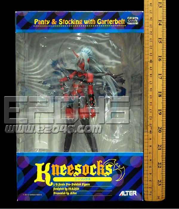 Kneesocks  (PVC)