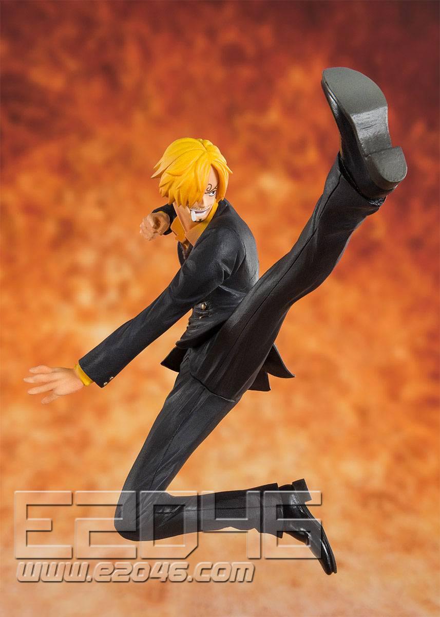 Black Leg Sanji (PVC)