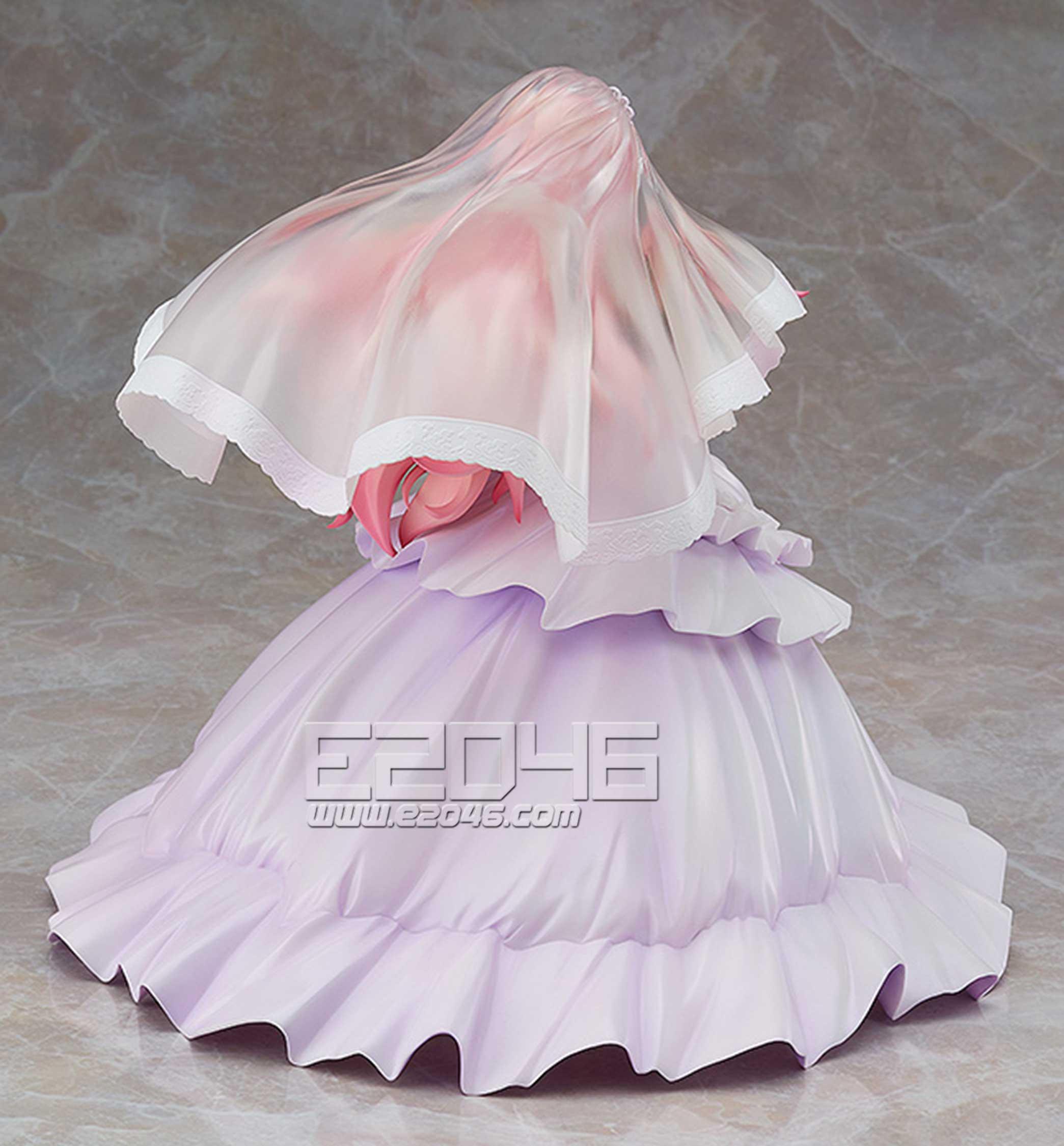 路易丝婚纱版 (PVC)