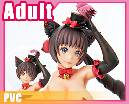 PV11485 1/7 Bell Black Cat Version (PVC)