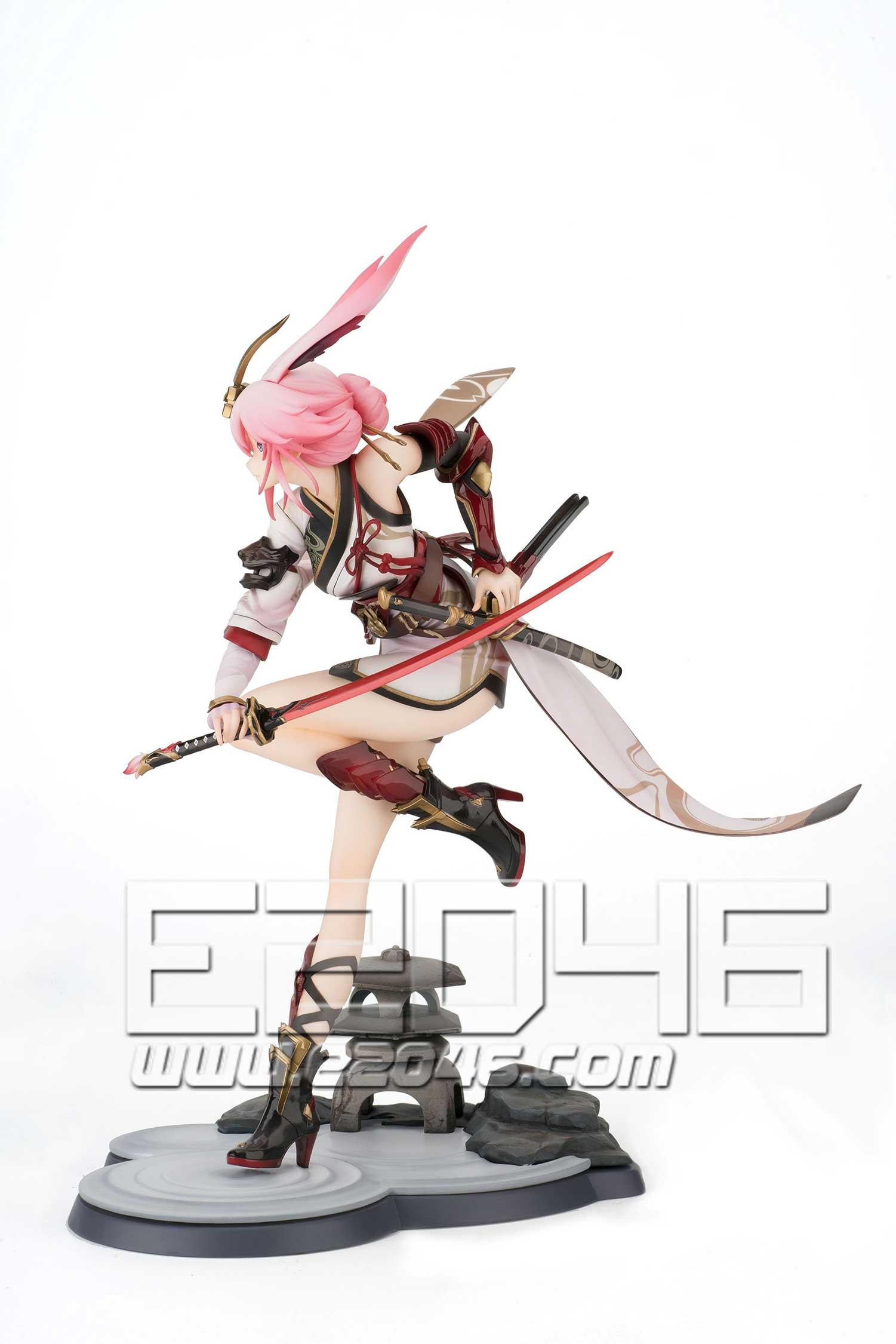 Shinensakimitama Yae Sakura (PVC)