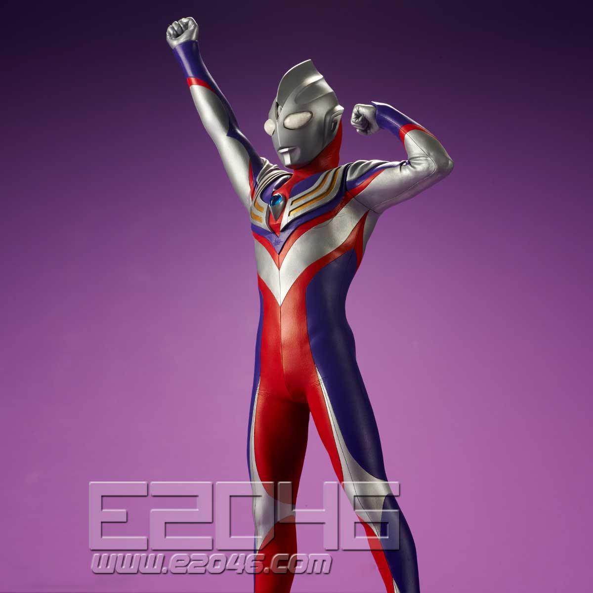 Ultraman Tiga (PVC)