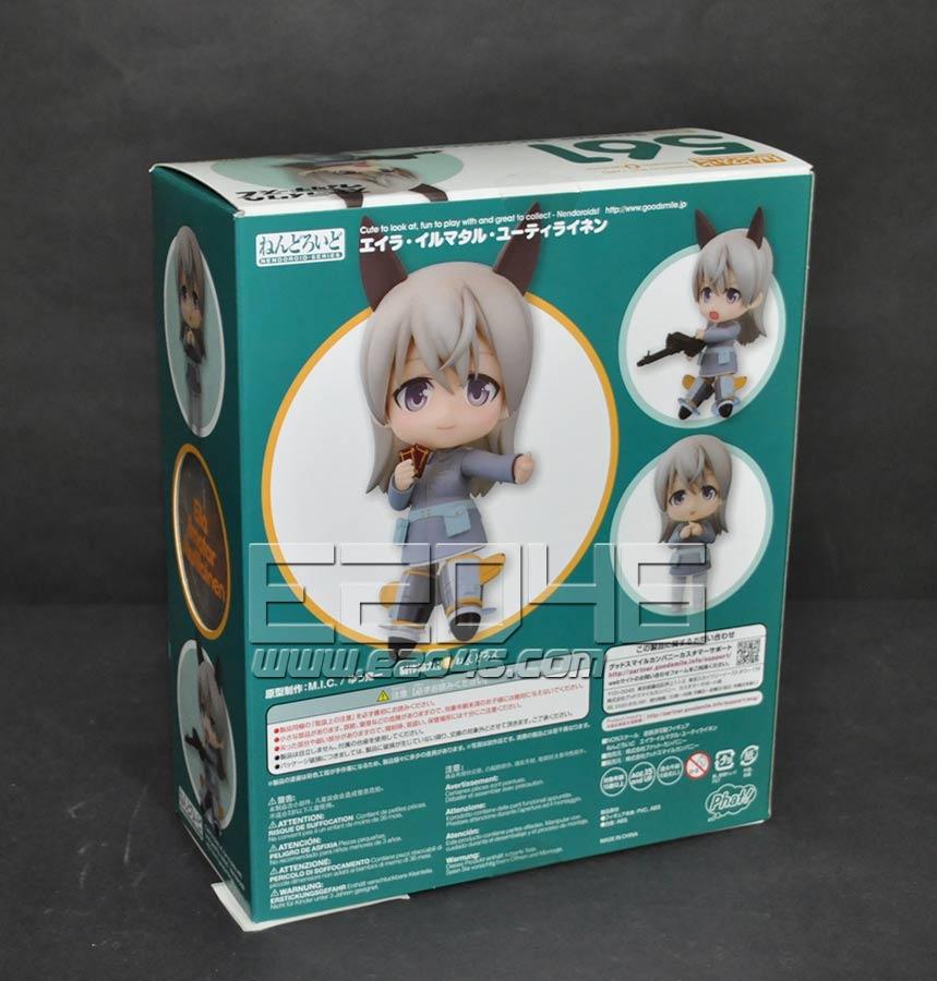 Nendoroid 艾拉伊尔玛塔尤蒂莱南 (PVC)