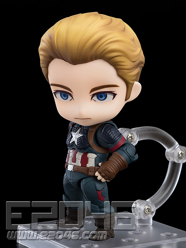 Nendoroid Captain America Endgame Edition DX Version (PVC)