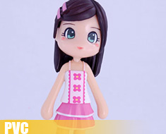 PV0202  MyMelody Costume Set (PVC)